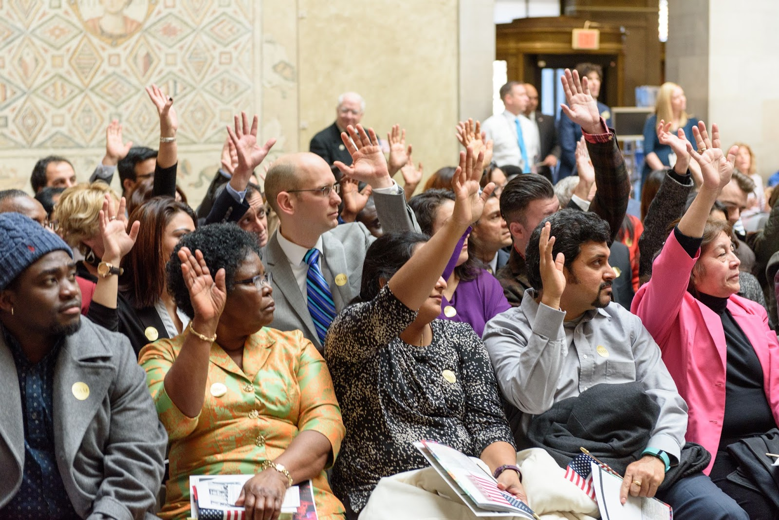 Welcoming New Citizens: A Natural Role for Museums – American