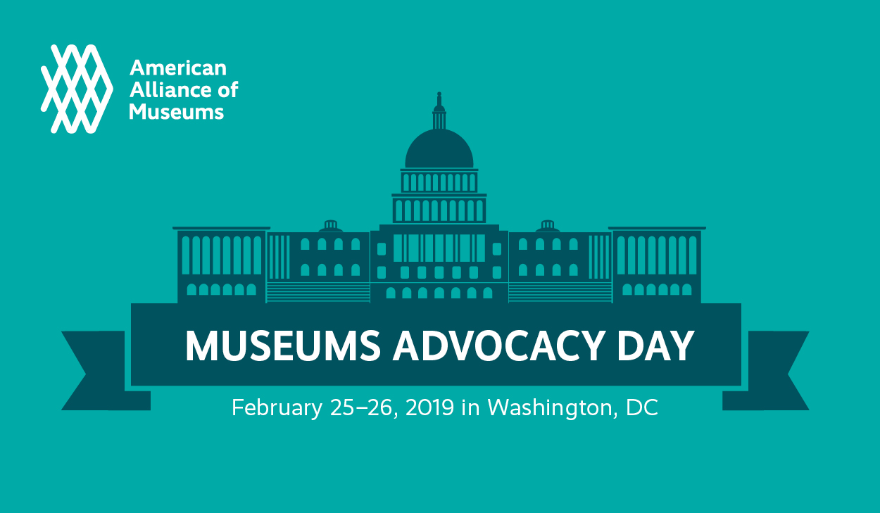Museums Advocacy Day 2019 Image