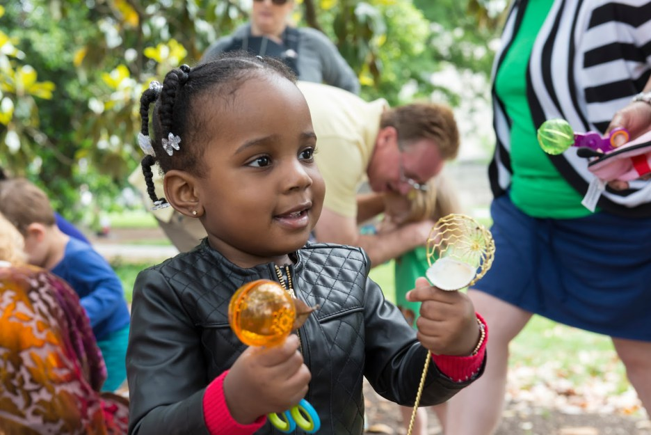 Photo: David Stover © Virginia Museum of Fine ArtsMay 16, 2016Early Childhood Art ClassesIn VMFA's Early Childhood Education programs, infants, toddlers, and preschool age children discover the world around them through playing, singing, exploring, and creating. Held in the classroom, galleries, and studio, these programs foster children's development, early literacy, autonomy, and decision-making skills. Register online or phone 804.340.1405.Early Childhood Programs are generously sponsored by the Hearst Foundation and the Emily S. and Coleman A. Hunter Charitable Trust.For children 3 months–5 years