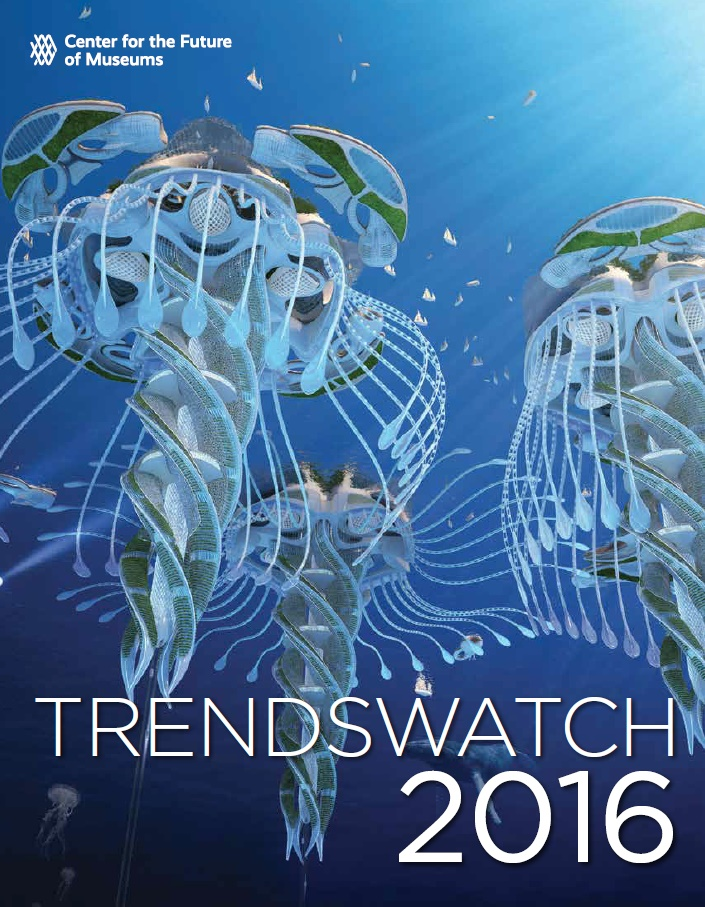 Cover of TrendsWatch 2016
