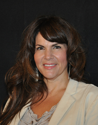 A photo of Stacey Halfmoon, Chair of IPMN