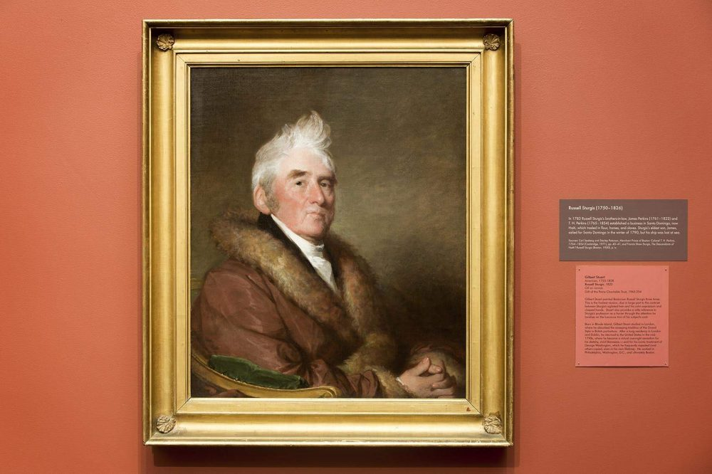 portrait of the Worcester Art Museum
