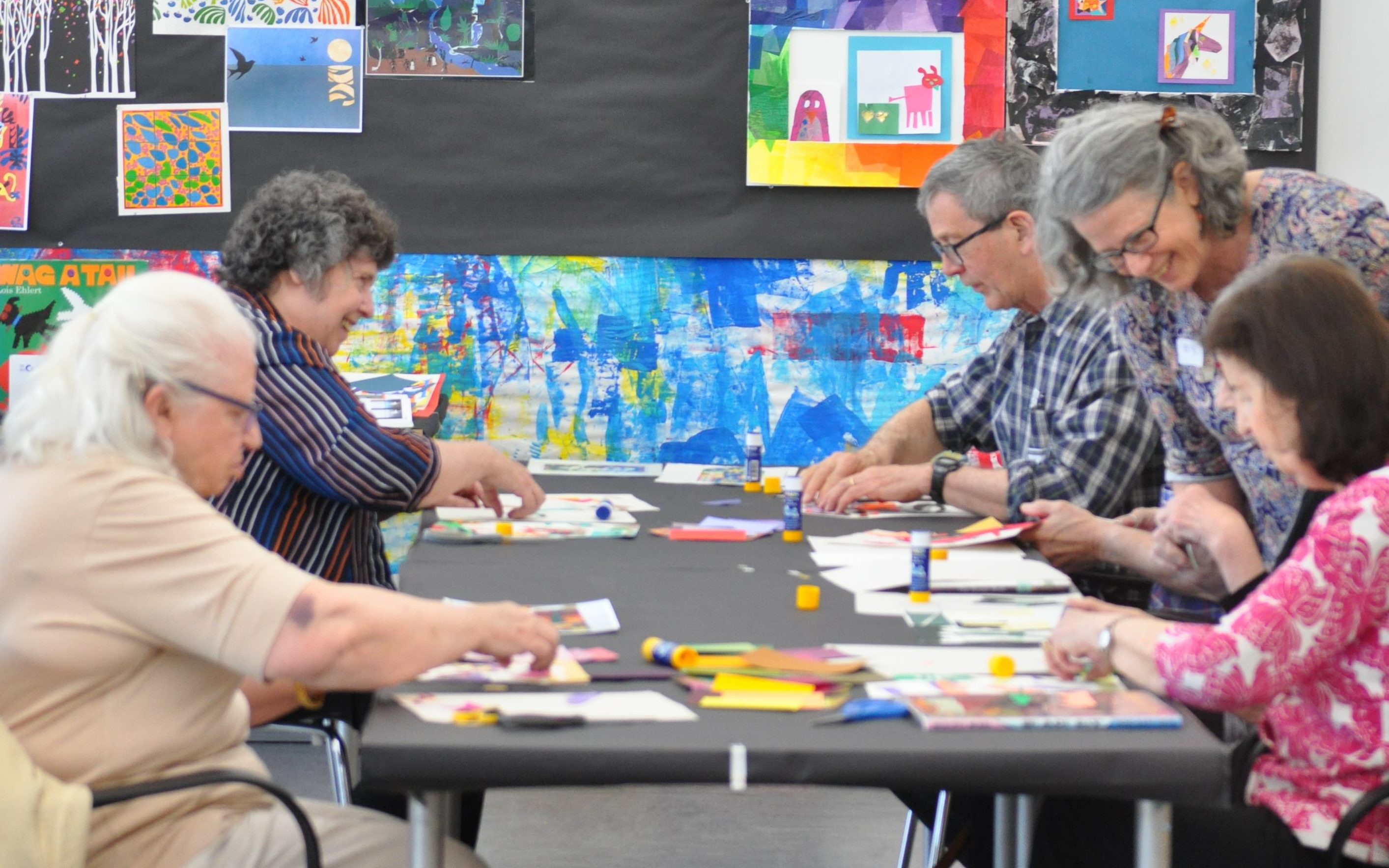 Seeding Vitality Arts programming at the Eric Carle Museum of Picture Book Art