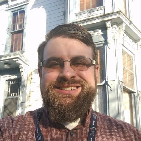 Headshot of Zachary Wenk.