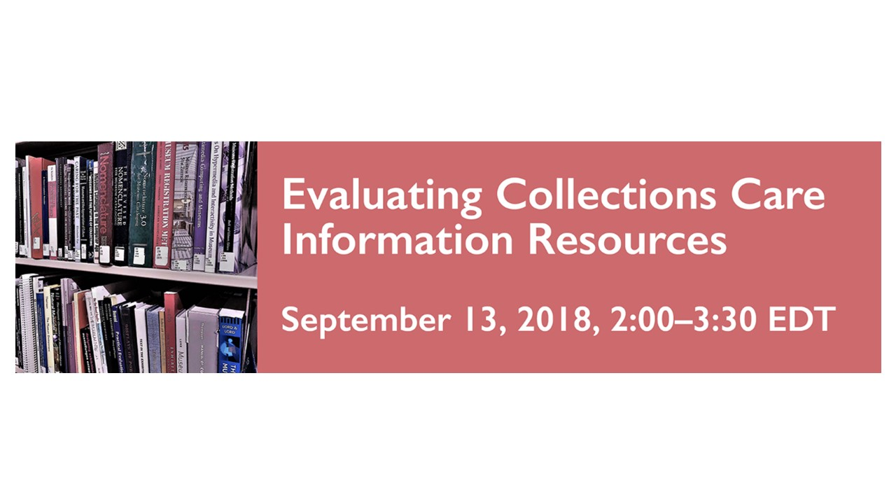 Logo for Evaluating Collections Information Resources