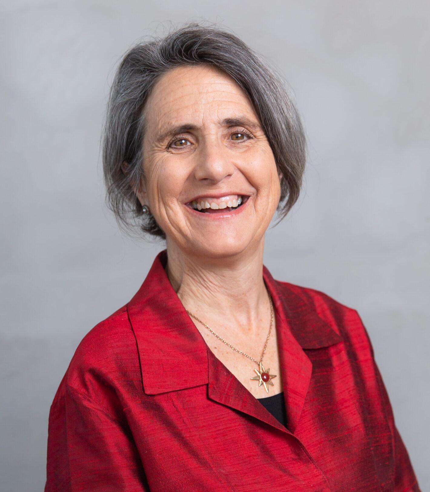 Headshot of Marjorie Schwarzer