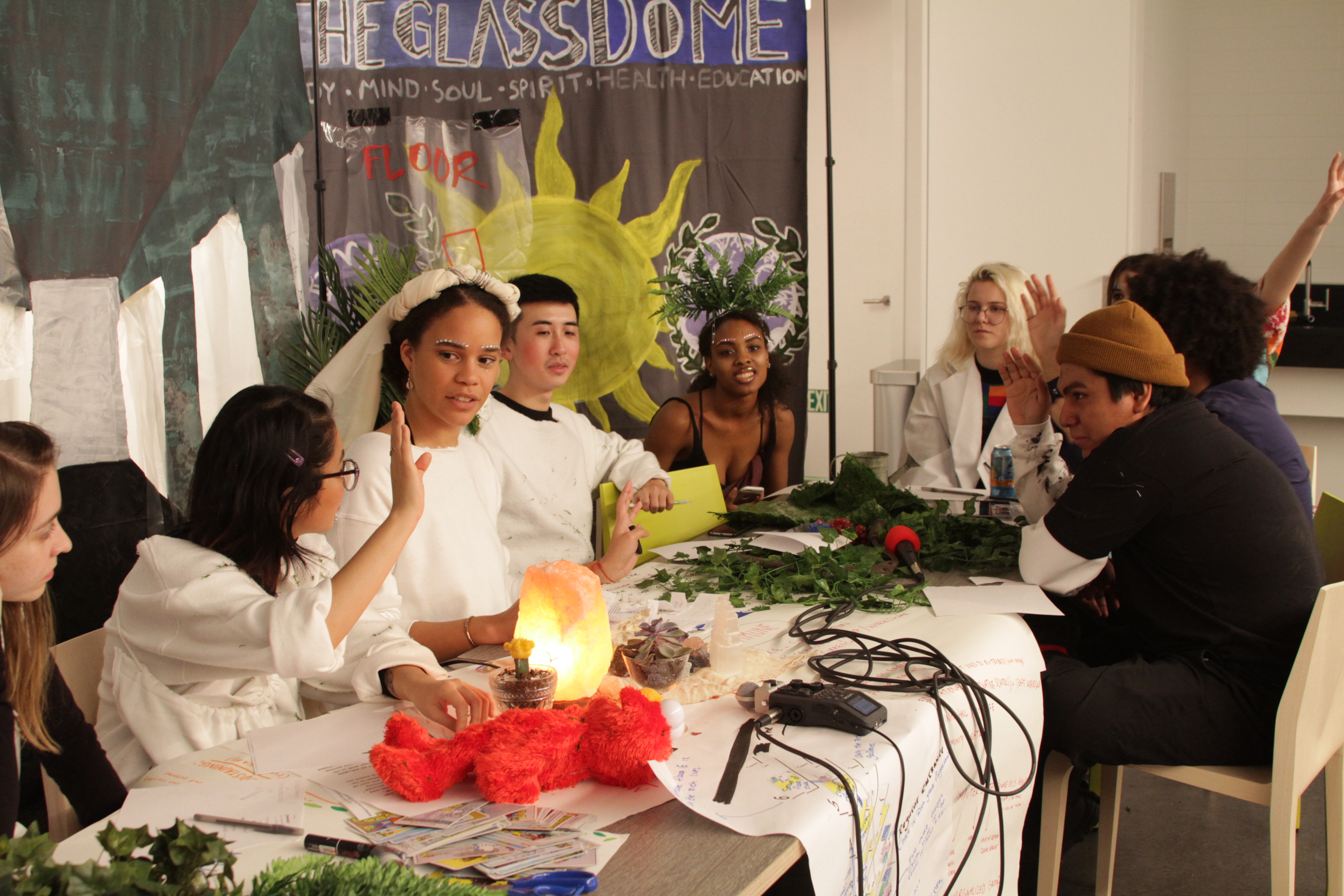 The Council debates an apocalyptic future for MoMA (Photo by Kaitlyn Stubbs)