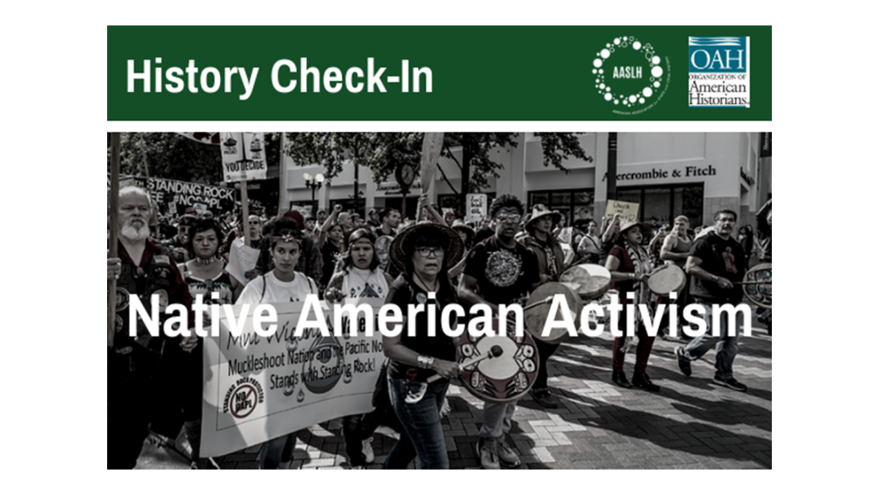 AASLH History Check-In