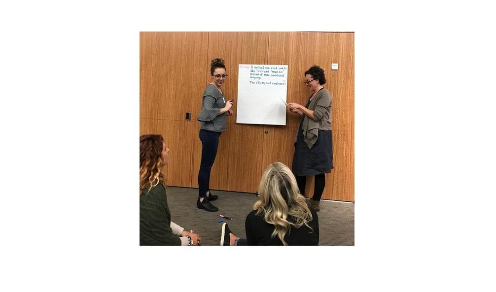 Visual Thinking Strategies Coaching Workshop