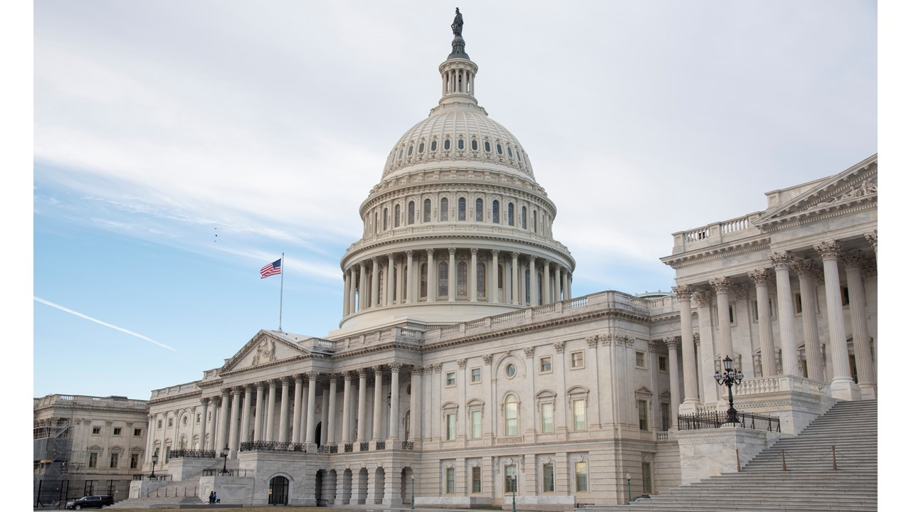 Image of the U.S. Capitol 2019