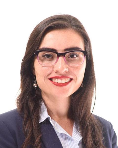 Headshot of Susana Reyes