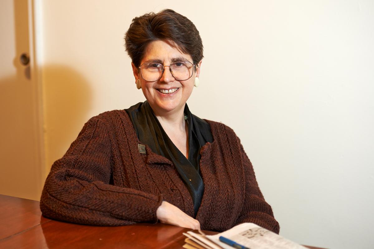 Headshot of Barbara Cohen-Stratyner