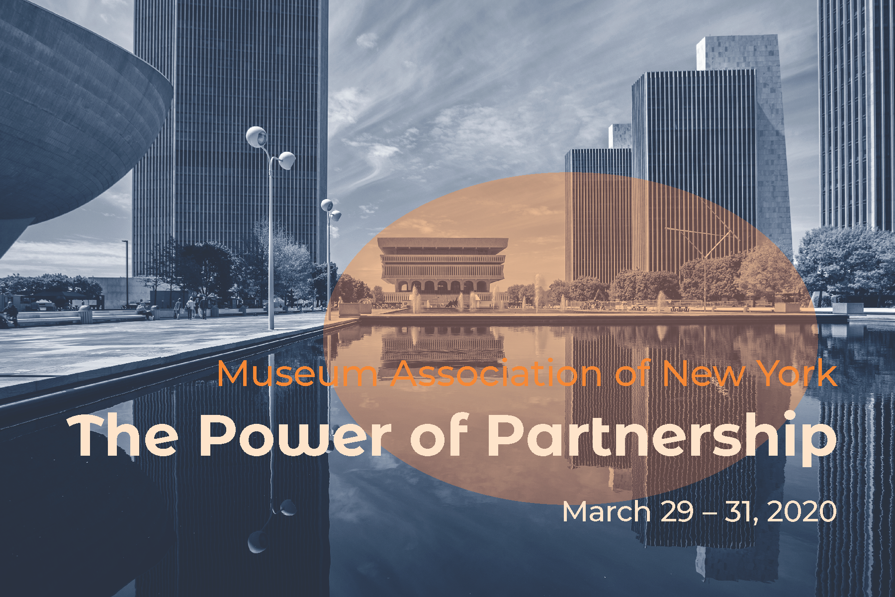 Museum Association of New York Annual Conference Ad