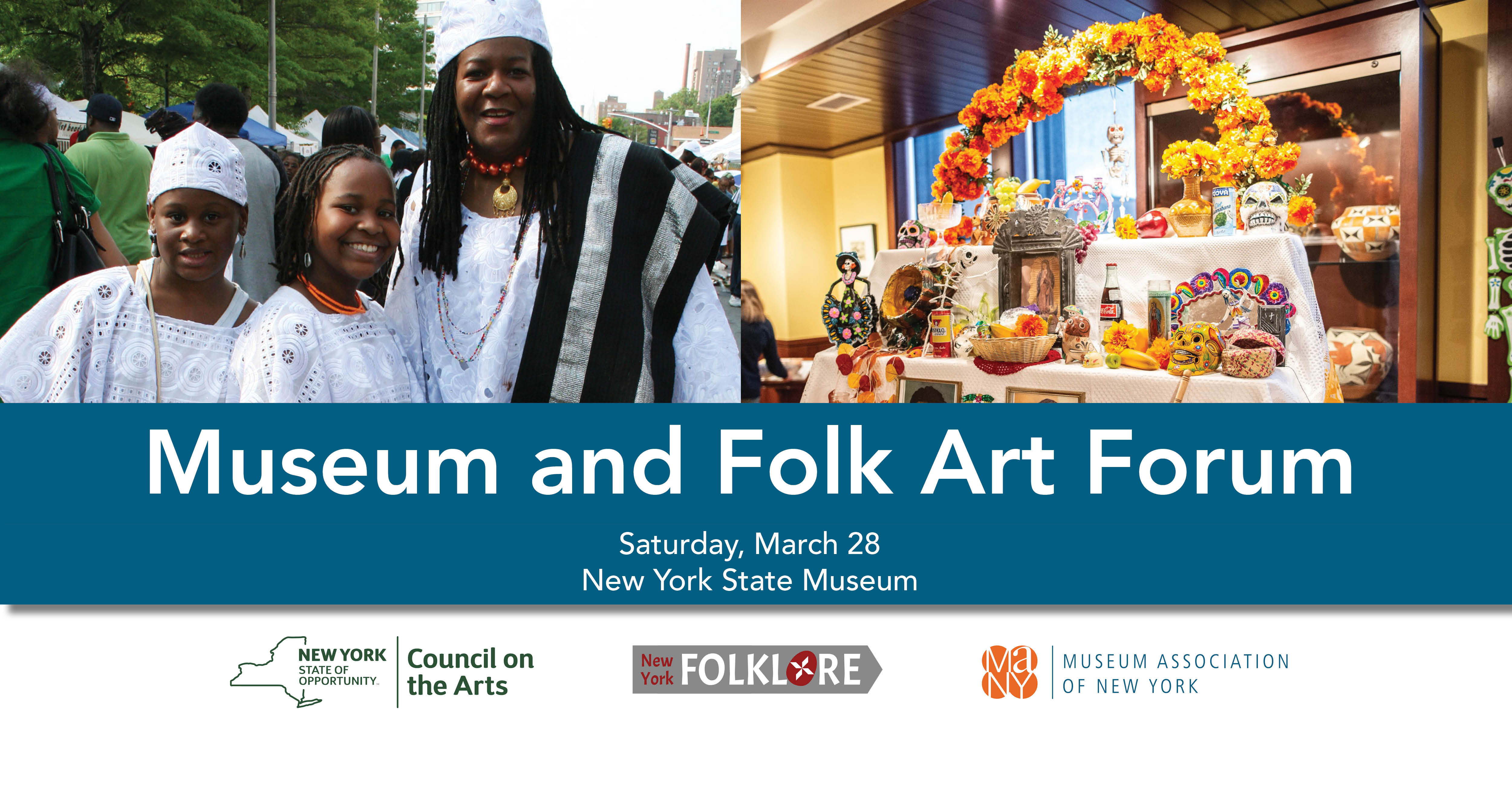 Museum and Folk Art Forum banner ad