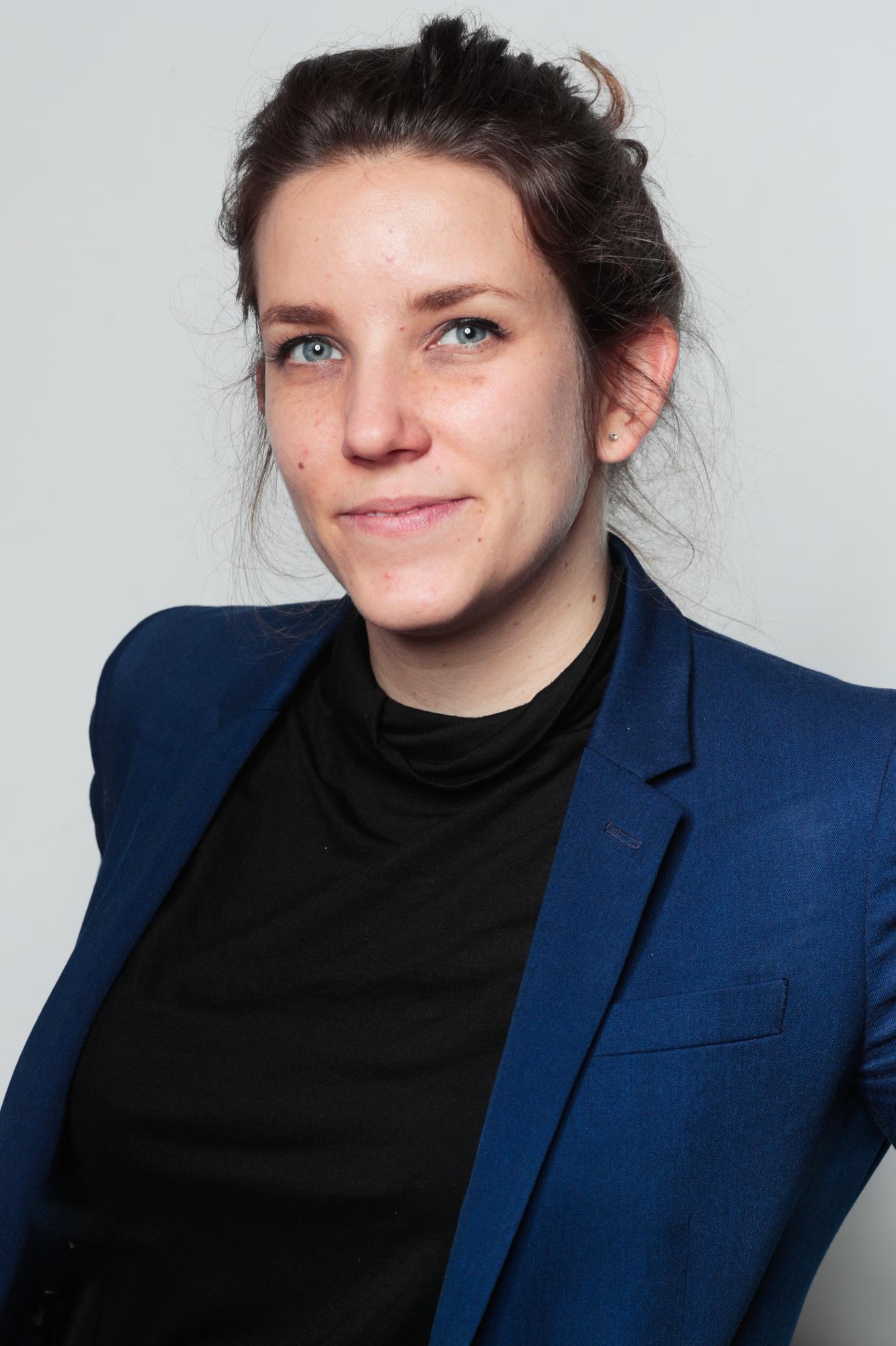 Headshot of Bernadine Bröcker Wieder