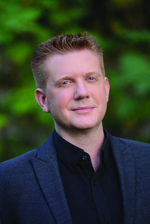Headshot of Matthew McLendon