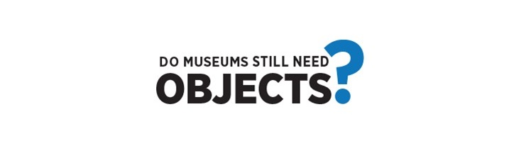 white box with text do museums still need objects