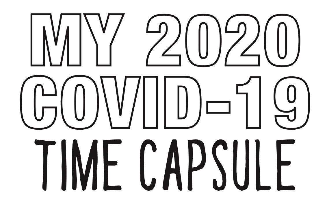 A digital Time Capsule worksheet produced by LONG Creations.