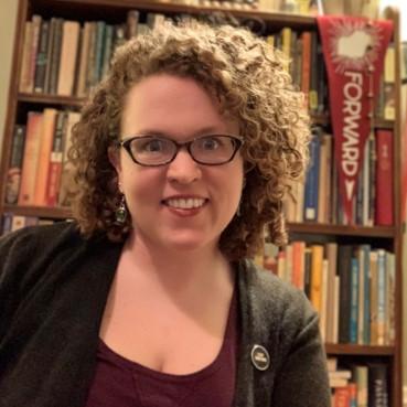 Headshot of Anna Altschwager