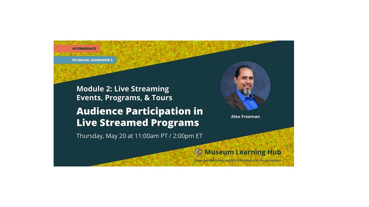 Audience Participation in Live Streamed Programs