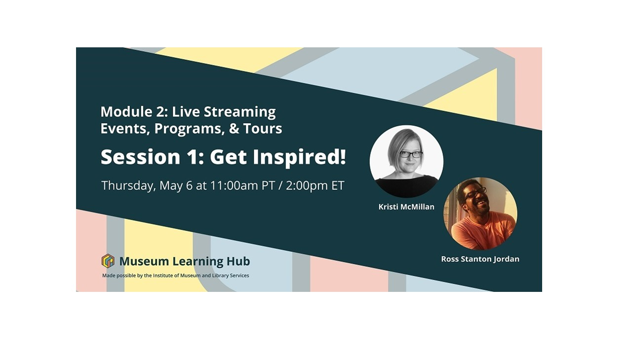 Session 1: Get Inspired!