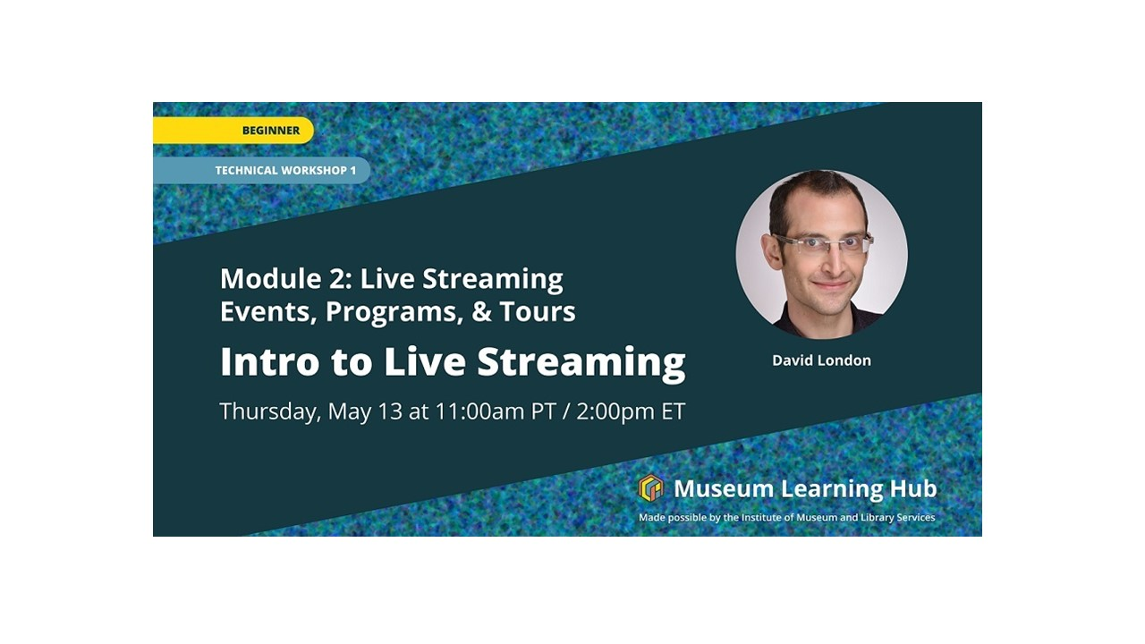 Intro to Live Streaming