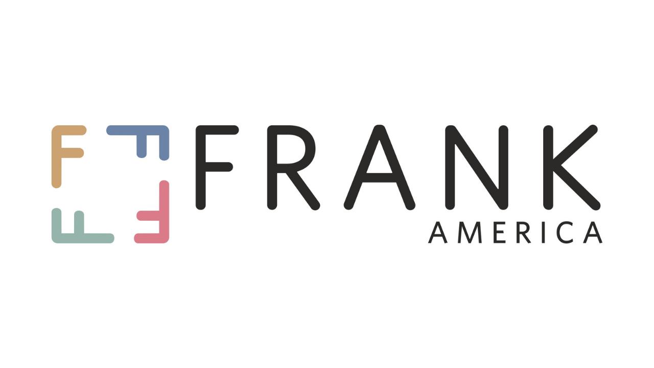 Logo for Frank America