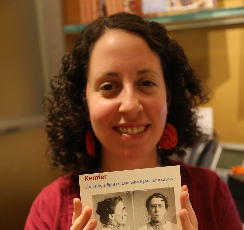 Headshot of Rachel Serkin