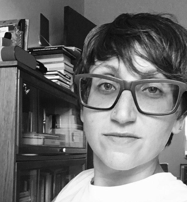 Headshot of Rachel Ginsberg